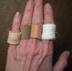 Options for Finger Cuff